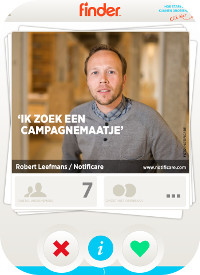 Robert Leefmans, Notificare