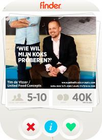 Tim de Visser, ChefPlaza