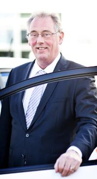 Ad van Wijk, hoogleraar en pleitbezorger waterstof