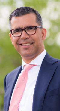 Bas Janssen, directeur Deltalinqs