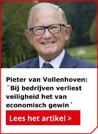 Lees ook het interview met Pieter van Vollenhoven