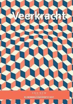 Veerkracht - boek Bilderbergconferentie 2017