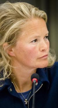Hanne Buis, directeur Lelystad Airport