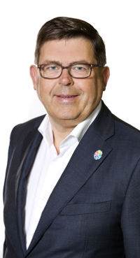 Harry Brockhoff, cfo van Dutch Flower Group