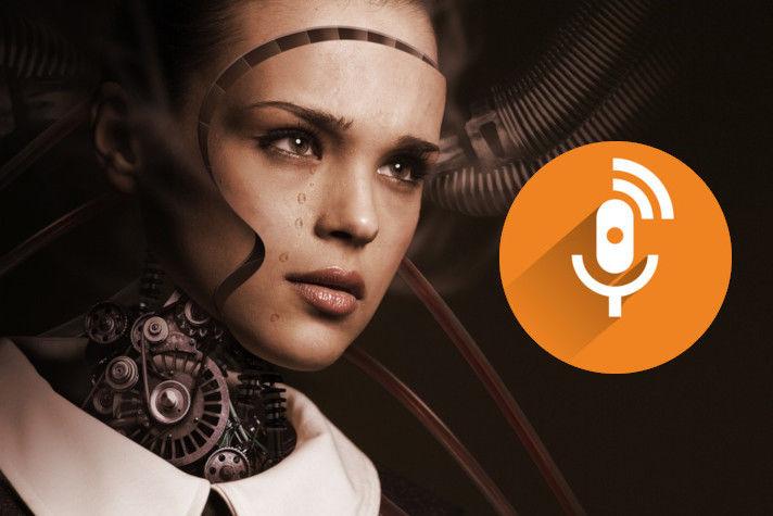 podcast over AI