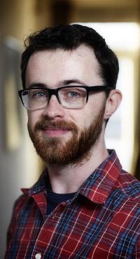 Sebas van den Brink, grafisch ontwerper