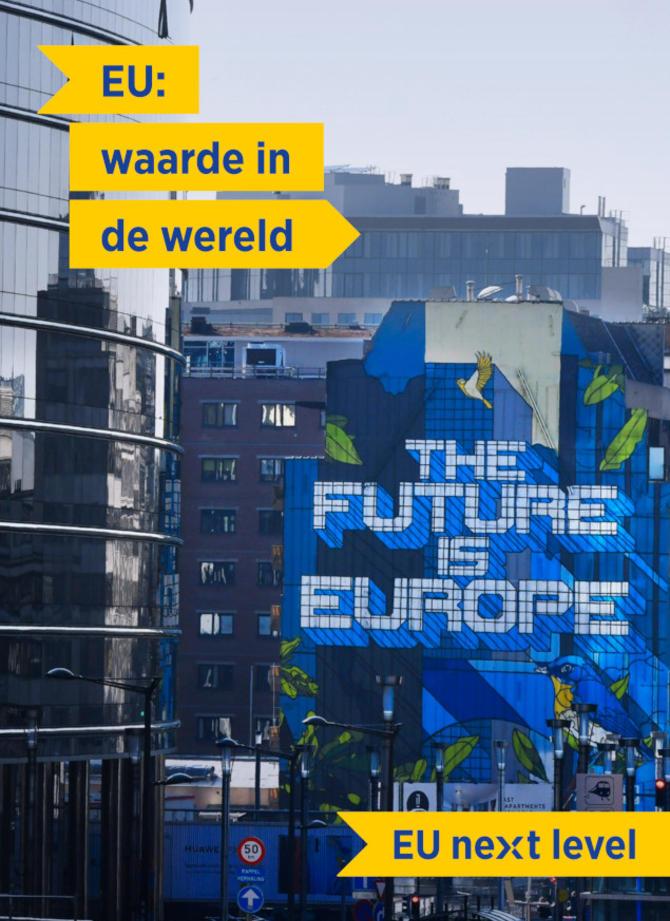 EU, waarde in de wereld