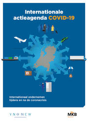 Internationale Actieagenda COVID-19