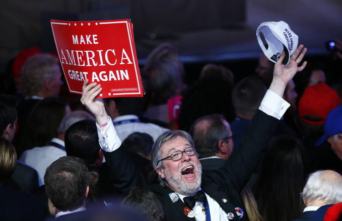 Heel wat Amerikaanse ondernemers zijn best blij met Trumps plannen