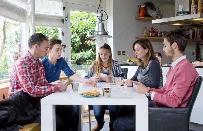 Ewout Braggaar: 'Voor dit gezin had ik twintig jaar geleden getekend'
