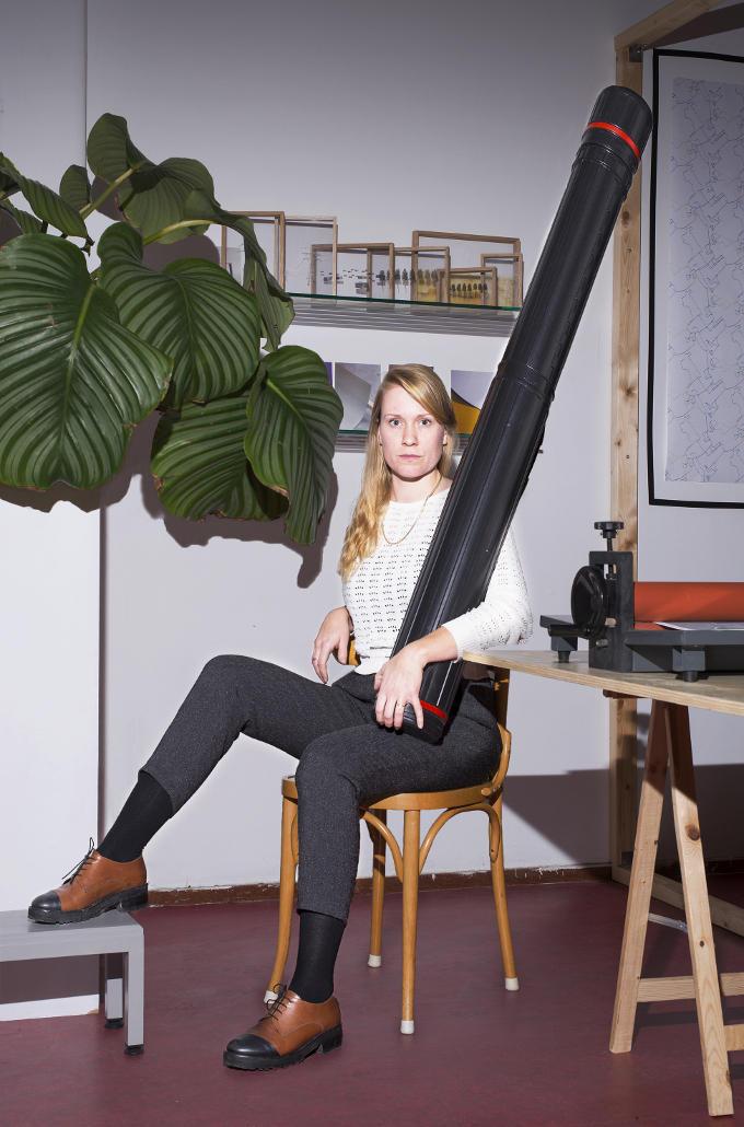 Janne van Gilst is fotograaf. 'Ik zie zwoegende mensen. Zo dapper'