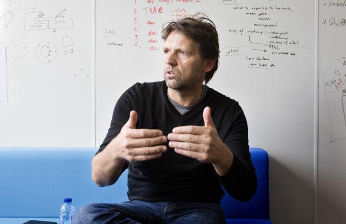 Leo Kouwenhoven: 'Kan de universiteit het niet zonder bedrijven af? Het korte, simpele antwoord is: nee'