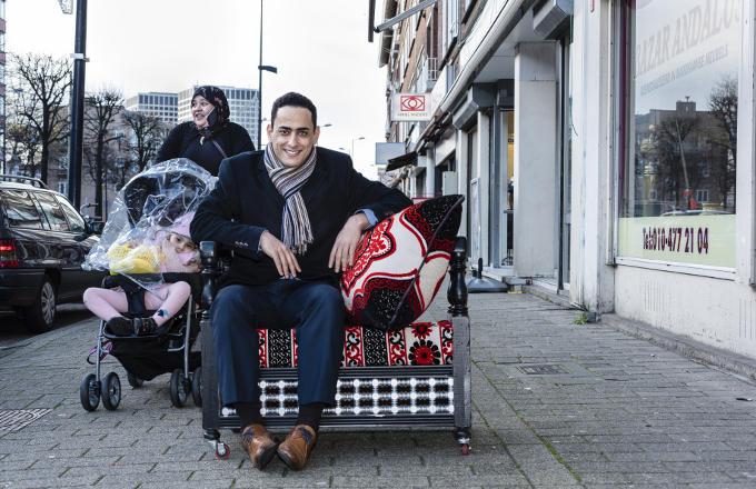 Farid Darkaoui (Zaken Expert): 'Ik wil niet dat mijn kinderen zich een buitenstaander voelen'
