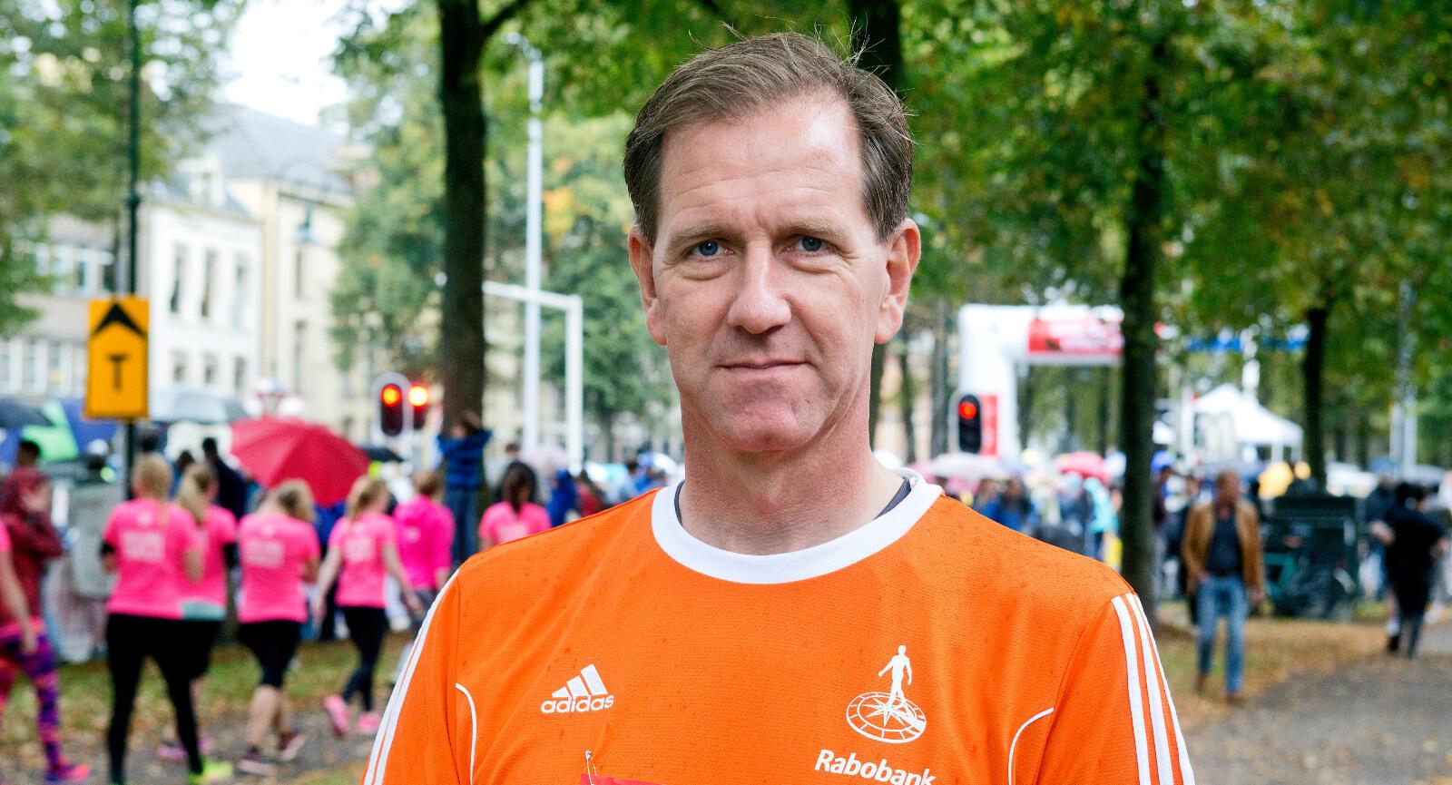 Hardlopen doet Wiebe Draijer graag. Om zijn hoofd even leeg te maken, zaken te ordenen. Af en toe doet hij ook mee aan een wedstrijd