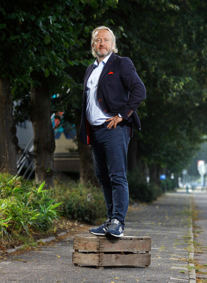 Arjan Kers, ceo van TUI Nederland