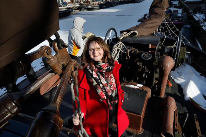 'Ondernemers en schippers van de bruine vloot houden het varend erfgoed in stand te houden en laten hun klanten mooie schepen en gebieden, onder andere in Fryslân, ervaren'
