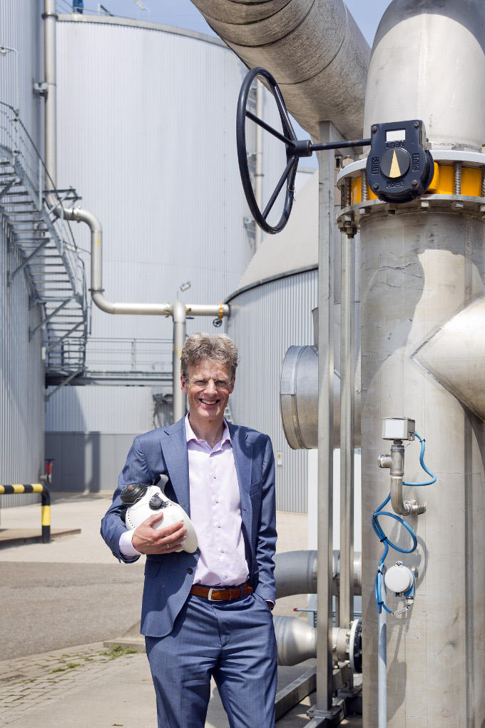 Inmiddels is de Nederlandse suikerindustrie de energiezuinigste van Europa, zegt Bram Fetter van Suiker Unie. Maar als viezere concurrenten goedkoper kunnen werken, dan wordt het bedrijf straks gestraft voor voorsprong op de rest