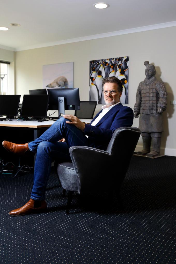 Eppo Steenhuisen (Askja Reizen): 'Als er niet gereisd kan worden, we nóg een een heel jaar dicht moeten blijven en de regelingen wegvallen, dan is het einde verhaal'