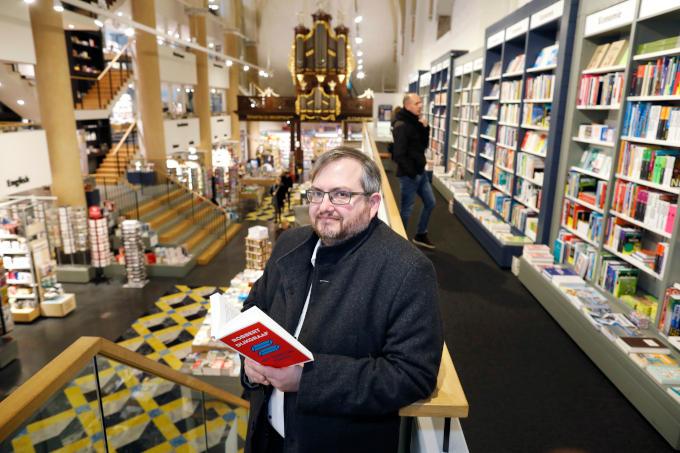 'Boekhandel Waanders in een voormalige kerk in Zwolle is een mooi voorbeeld van een bedrijf dat de samenleving beter maakt'