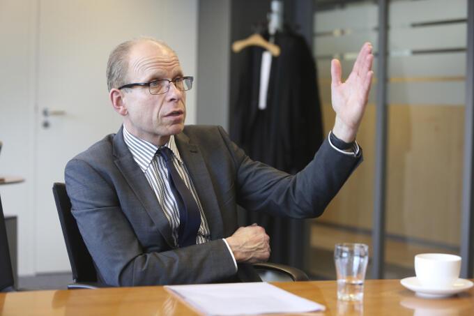 Gerrit van der Burg (Openbaar Ministerie): 'Winkeldiefstal is voor ons nu eenmaal minder belangrijk dan bijvoorbeeld een overval'