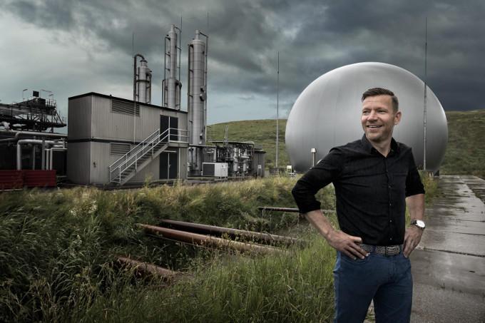 Klaas Hofstra: 'Soms komen er leuke toevalstreffers uit zo'n missie. Maar ik vind ook: toeval dwing je ook een beetje af'