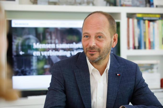 'Dit jaar is geen jaar van scoren en bonussen', zegt Hans Böhm (Heineken Nederland). 'Ik zou het heel raar vinden als je om steun vraagt, terwijl je bonussen uitkeert. Dat doen wij dus ook niet'