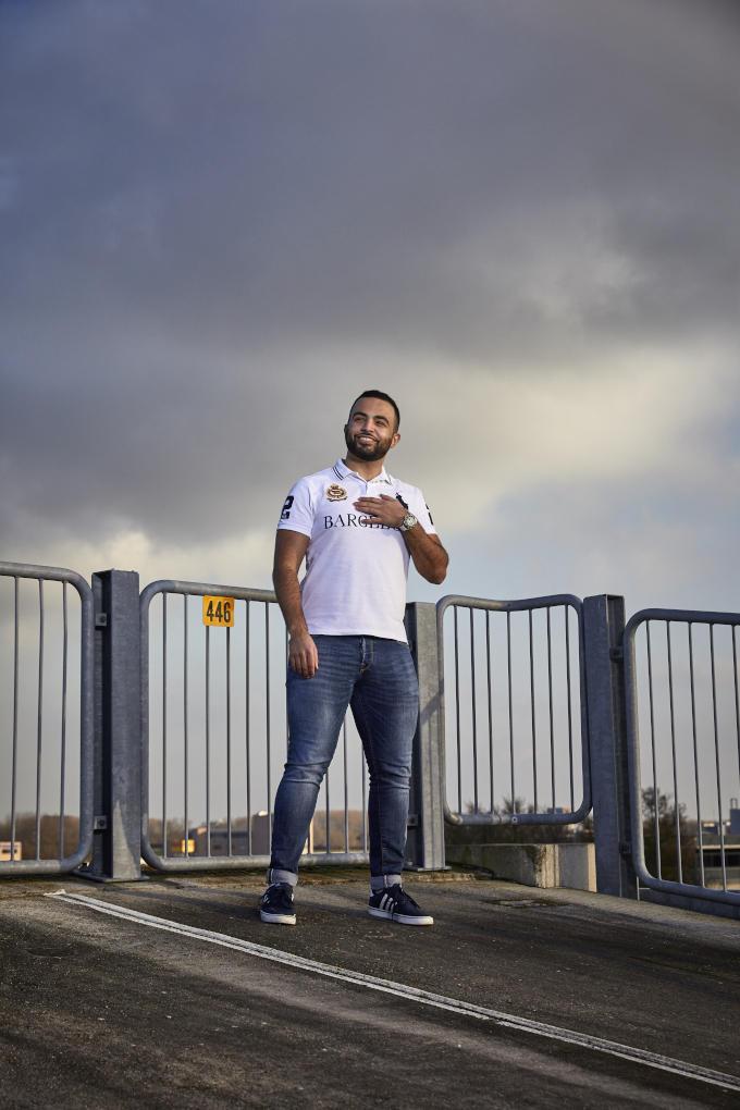 Ouassim Bouhalhoul: 'Ondernemer moet je worden met goede intenties'