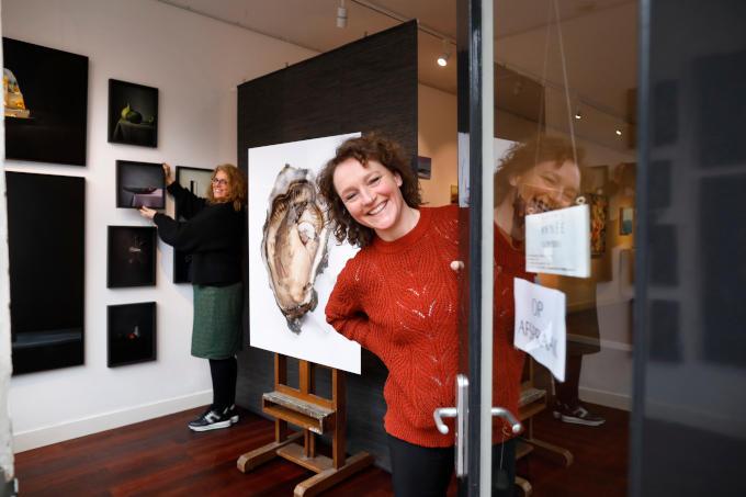 'Galerie Année in Haarlem is voor mij een wonderschone combinatie van de maatschappelijke waarde van kunst en er wel geld mee verdienen. Dat doen ze in coronatijd bijvoorbeeld met een online art fair en raamexposities.'