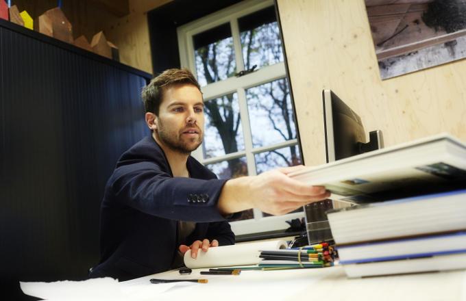 Rik Adriaans: architect én docent