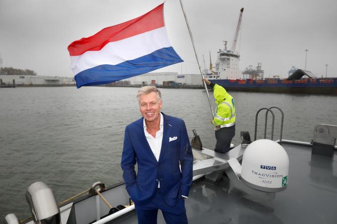 'De Rotterdams haven is de poort van Europa en een belangrijke economische plek. Als geboren Rotterdammer houd ik van de mentaliteit van hard werken en het hart op de tong'
