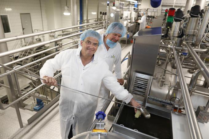 'CZ Rouveen is de kleinste coöperatieve zuivelfabriek van Nederland. Mooi hoe die overeind blijft en niet opgaat in iets groots. Hun niche is bijzondere kaassoorten.'
