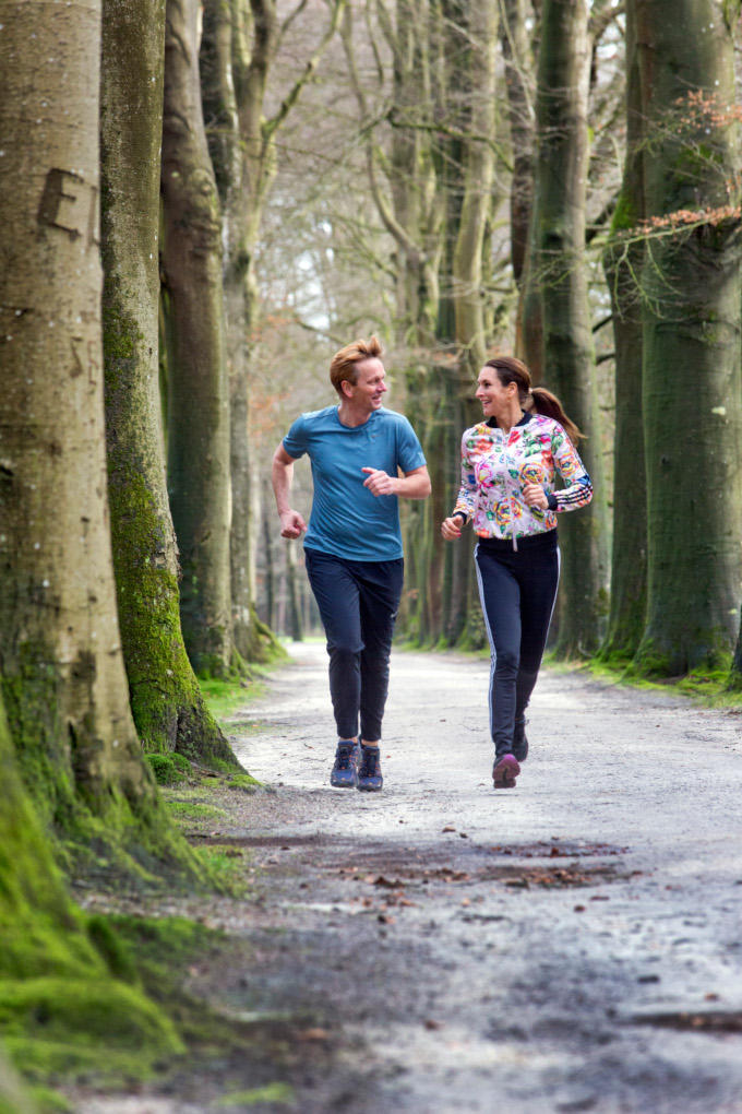 Elk weekend loopt Sieger Dijkstra 10 kilometer hard met zijn vrouw. Om bij te praten. 'Een waardevol moment'