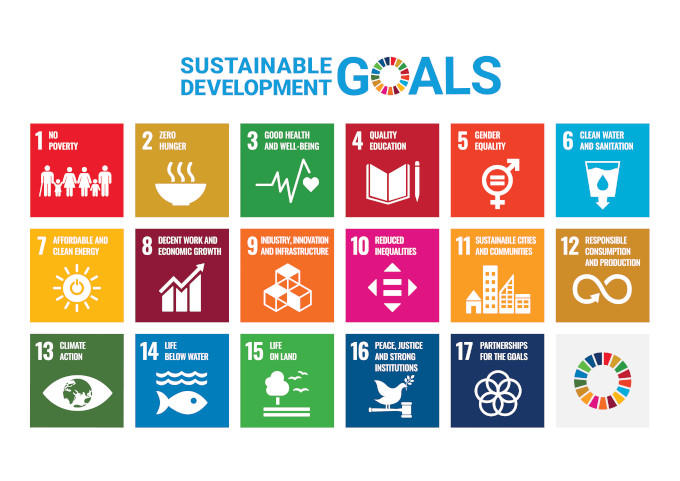 Dit zijn de 17 Sustainable Development Goals