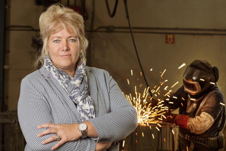 Conny Balvert: Zou Nederland echt zonder het ambacht betonvlechter kunnen?