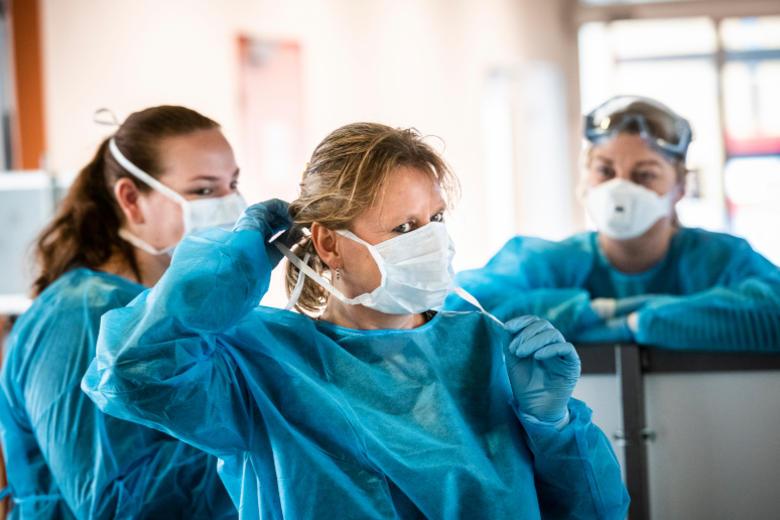 Deze bedrijven helpen de zorg in de strijd tegen het coronavirus