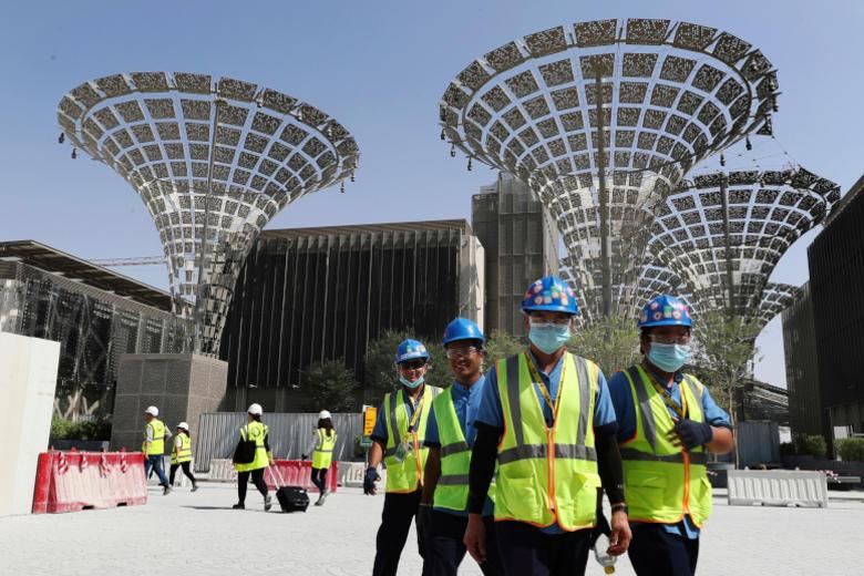 'Corona versterkt juist de behoefte aan een Expo in Dubai'