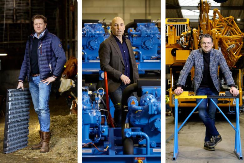 Deze ondernemers lossen het probleem met stikstof op (een beetje dan)
