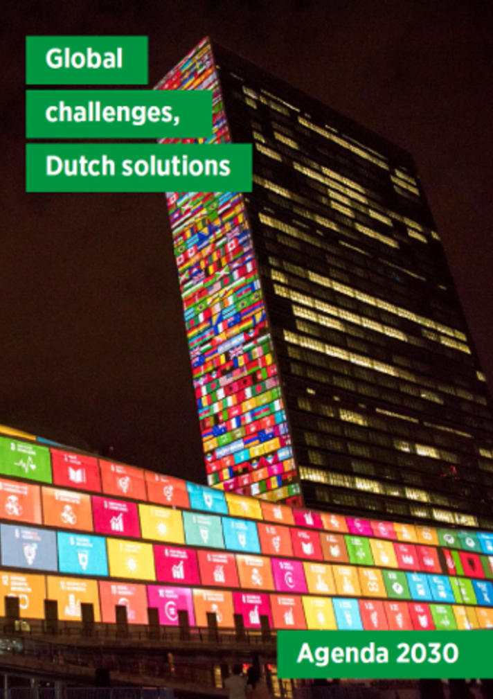 Global challenges, Dutch solutions