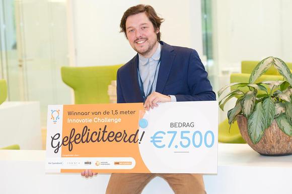 Sensor Bubble wint 1,5 meter Innovatie Challenge