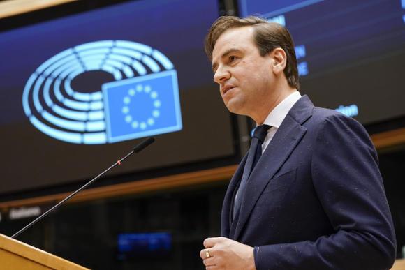 VVD-Europarlementariër Azmani
