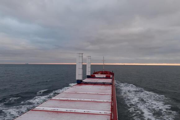 FSEA 20210115 Ventifoils onderweg Zweden