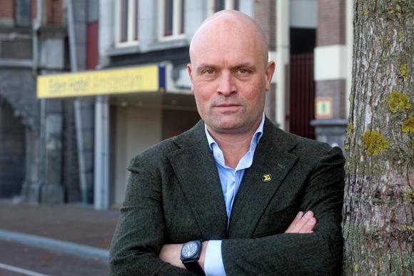 Léon Dijkstra (Eden Hotels): 'Ik wil me niet in mijn werk verliezen'