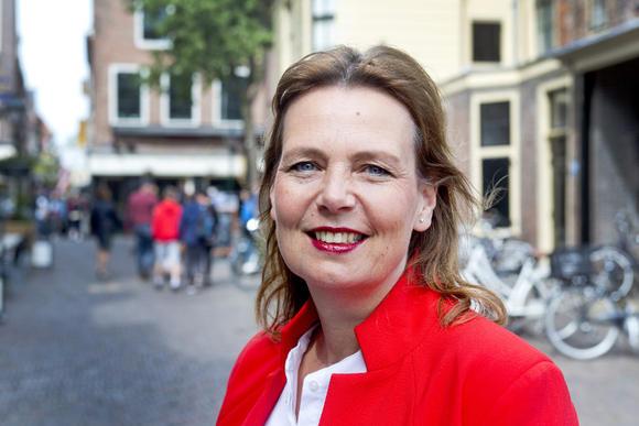 Zakenvrouw van het jaar: 'Ánderen laten shinen gaat vrouwen beter af'