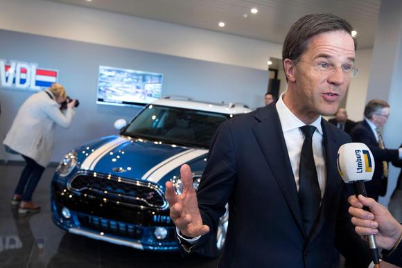 Brandbrief aan Rutte: 'Overheid bestraft ondernemerschap'