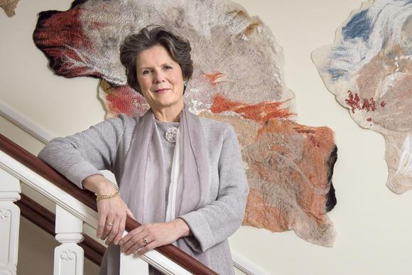 Pauline van de Meer Mohr: 'Ceo laat zien dat je van vlees en bloed bent'