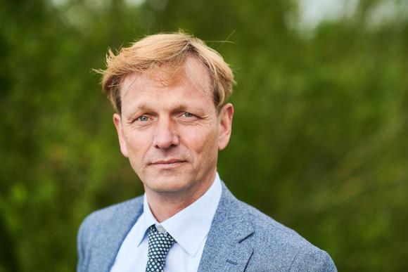 Sieger Dijkstra, voorzitter VNO-NCW Noord