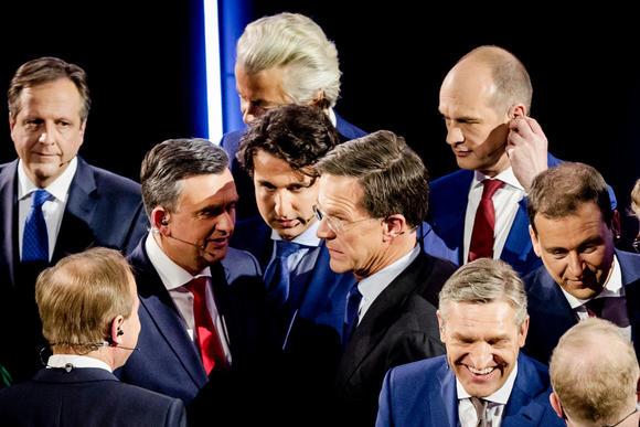 Nederland maakt duidelijke keus voor stabiliteit in een onrustige wereld