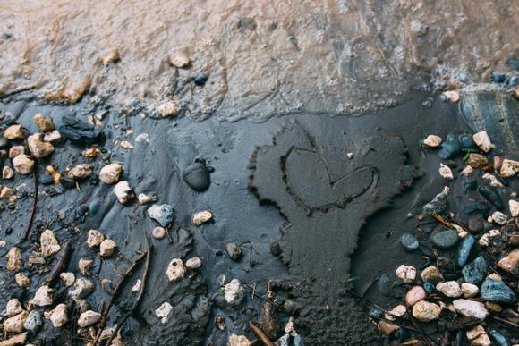 Vervuild water