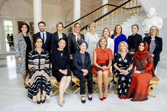 Woman 20 Internationaal Vrouwenplatform