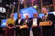 Winnaars Koning Willem I prijs 2016